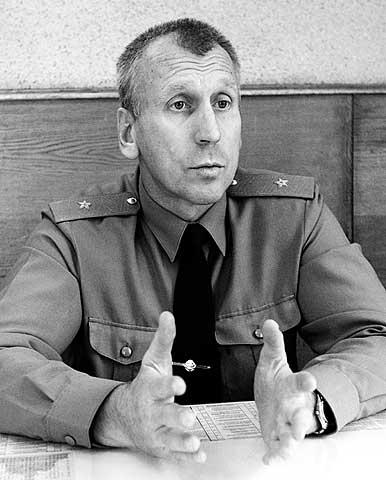 Lt Col Lord Alexander Severus
