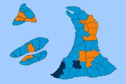 Dorvish Presidential Election 4193 Map
