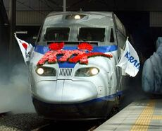 Danrail High Speed Train