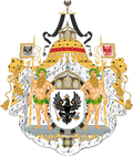 Coat of Arms of the House of Faust-Essen