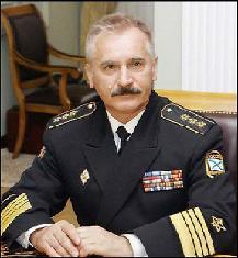 Admiral Lord Gregorov Celeske III