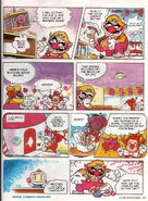 Wario's Christmas Tale page 2