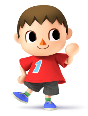 File:Villager for SSB4.png