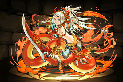 Crimson Lotus Mistress, Echidna