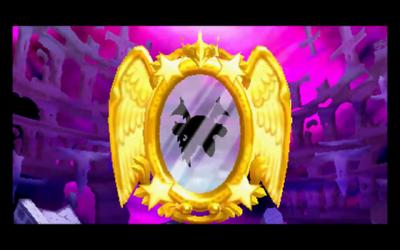 Dark Meta Knight Mirror