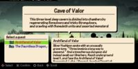 Cave of Valor