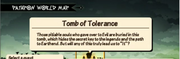 Tomb of tolerance