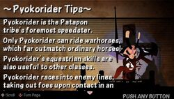 Pyokorider tips