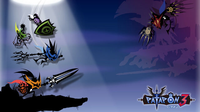 File:Patapon 3 wallpaper by reyzuken-d3ackh2.jpg