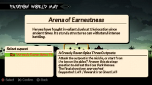 A Greedy Raven Spies Three Outposts Quest Info