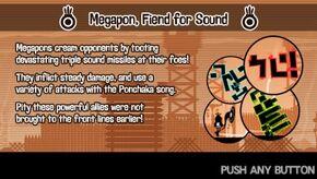 Megapon Tip
