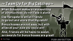 Team up for big catches