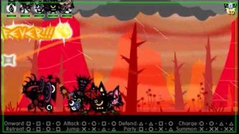 Patapon 3 Legendary Fiend Gorl Playthrough