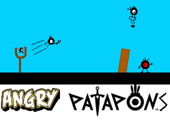 Angry Patapons