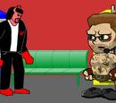 Patbo: Man VS Satan