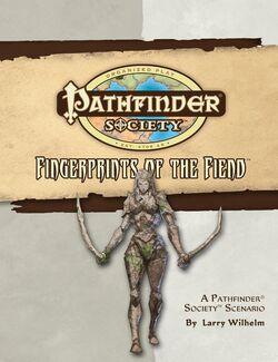Fingerprints of the Fiend
