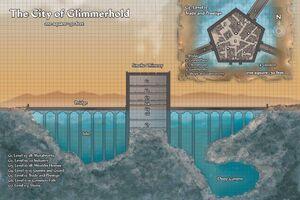Glimmerhold map