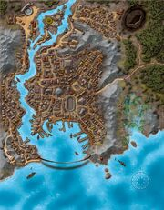 Riddleport map