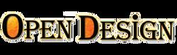 Open Design logo