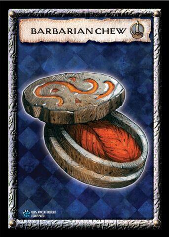 File:Barbarian chew item card.jpeg