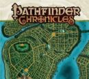 Curse of the Crimson Throne Map Folio