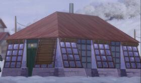 Teikaliath greenhouse