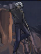 Kir'ima first appearance