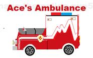 Ace new Ambulance