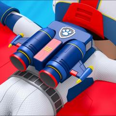 Super Ryder's airborne gear transformation