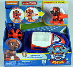 Zuma's All-Stars Hovercraft (Target Exclusive)