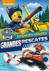 PAW Patrol Brave Heroes, Big Rescues DVD Latin America