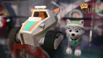 New Everest Paw Patrol Toys from ToyQueen