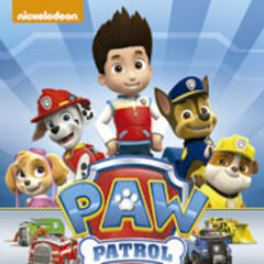 Brazilian cover (<i>PAW Patrol</i>)