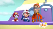 PAW Patrol Pups Save the Polar Bears Ryder Marshall Cap'n Turbot Captain