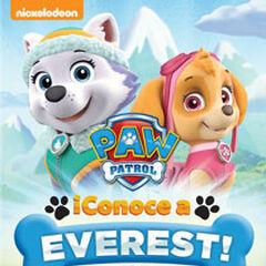 Latin American cover (<i>¡Conoce a Everest!</i>)