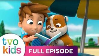 Paw Patrol SEASON 4 - Pups Save a Playful Dragon - ALL - NEW - EPISODE!