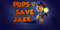 Pups Save Jake