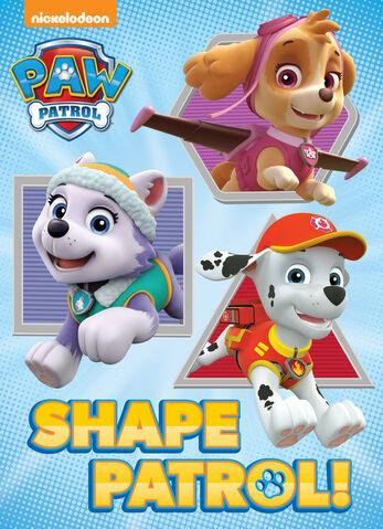 File:PAW Patrol Shape Patrol! Book Cover.jpg