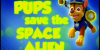 Pups Save the Space Alien/Images