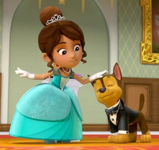 File:Princess of Barkingburg pets Chase.png