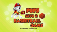 Pups Save a Basketball Game HD