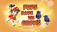 Pups Save the Crows (HQ)