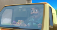 Stop sing! You're driving!