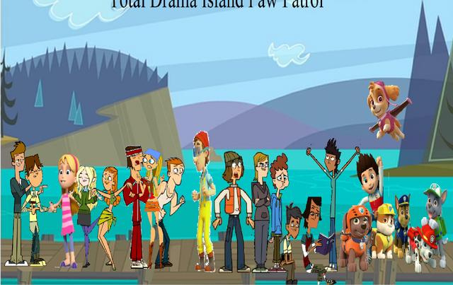File:Total Drama Paw Patrol.png