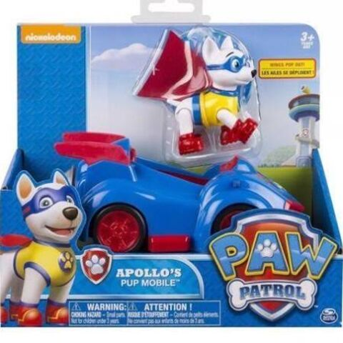 Apollo The Super Pup Toys Paw Patrol Wiki Fandom