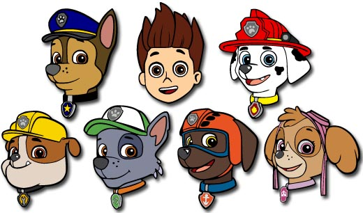 File:Paw Patrol Faces.jpg
