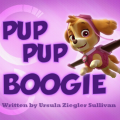 Pup Pup Boogie title card