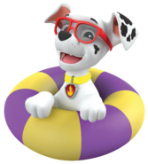 PAW Patrol Marshall Summer Sunglasses