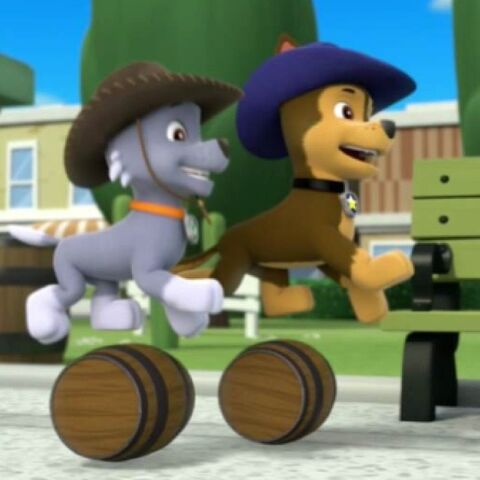 Plik:Rocky and Chase at the hoedown.jpg