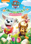 PAW Patrol Pups Save the Bunnies DVD Latin America